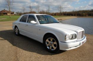 bentley limo hire corby