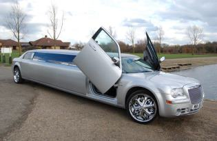baby bentley limo hire corby